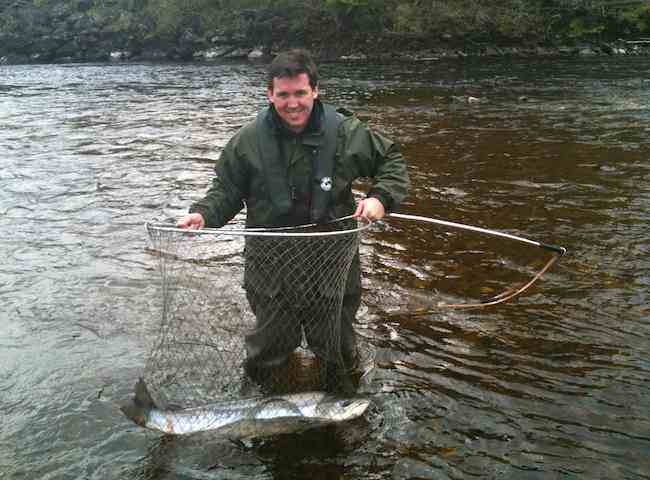 The Big 4 Scottish Rivers Have Regular Catches Of Heavyweight Atlantic Salmon